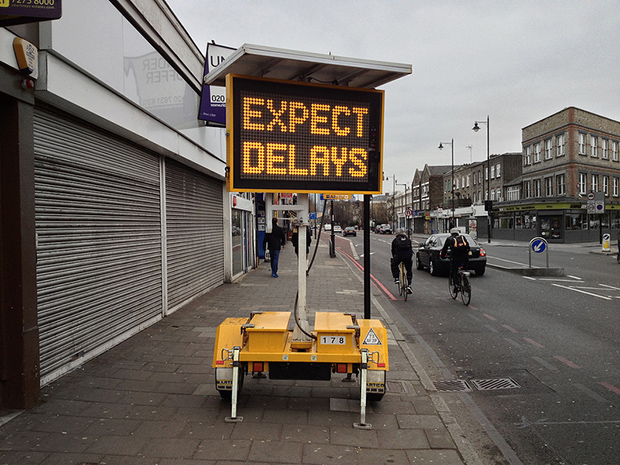 Expect-delays